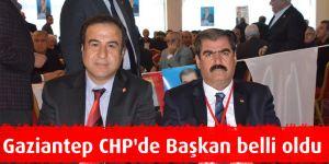 Gaziantep CHP'de Başkan belli oldu