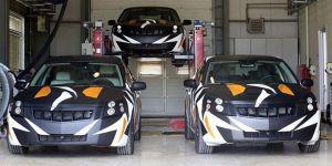 Yerli otomobil projesi için örnek..