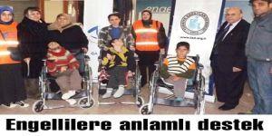 Engellilere anlamlı destek