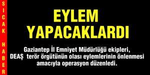 EYLEM YAPACAKLARDI