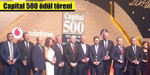 Capital 500 ödül töreni
