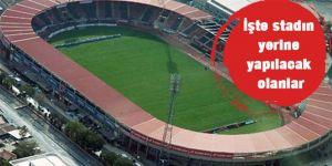 Kamil Ocak Stadyumu'nun kaderi belli oldu...