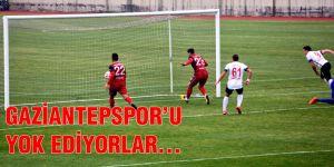 GAZİANTEPSPOR'U YOK EDİYORLAR
