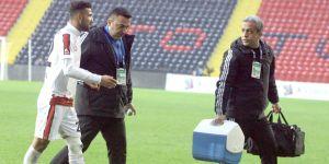Gaziantepspor'a doktor cezası
