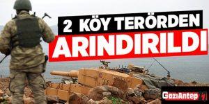 Afrin'de 2 köy daha özgürleştirildi