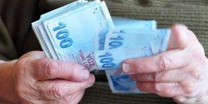Emekliye 2 bin lira geliyor