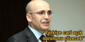 """""""Türkiye cari açık sorununu çözecek"""""""