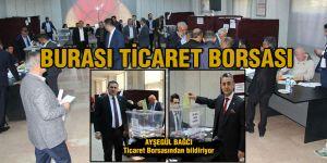 BURASI TİCARET BORSASI