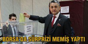 Borsa'da sürprizi Memiş yaptı