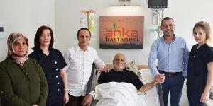 Anka'dan ameliyat başarısı