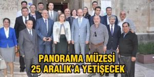 Panorama Müzesi 25 Aralık'a yetişecek