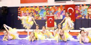 Sanko Okulları'nda renkli kutlama
