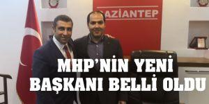 MHP İl Başkanlığı'na Muzaffer Çelik seçildi