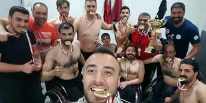 Avrupa şampiyonu Gazişehir