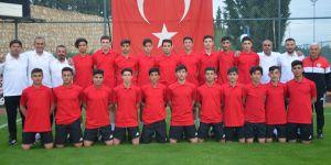 Elit U-16 Antalya'da