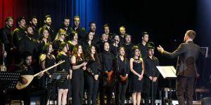 Anadolu'dan renkler konserine alkış
