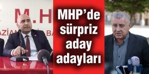 MHP'de sürpriz aday adayları