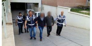 Hırsızlara tutuklama