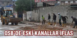 Gaziantep OSB'de eski kanallar iflas