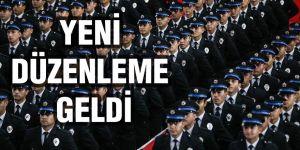 """Polis okullarında """"sağlık raporu"""" düzenlemesi"""