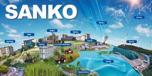 Sanko'nun 4 şirketi İSO 500'de
