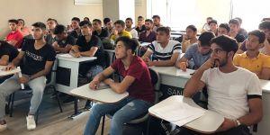 Gazişehir'e beslenme eğitimi verildi