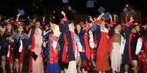 Üniversitede büyük heyecan