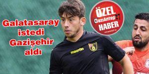 Galatasaray istedi Gazişehir aldı
