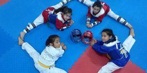 Gülşen Batar'da spor eğitimi