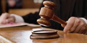 Hakime hapis cezası