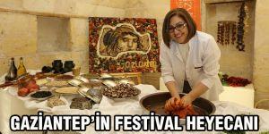 Gaziantep'in Festival Heyecanı