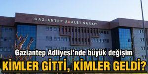 Gaziantep Adliyesi'nde büyük değişim