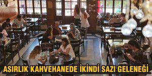 Gaziantep'te turistlerin uğrak mekanı Tahmis Kahvesi