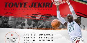 Jekırı Gaziantep Basketbol'da