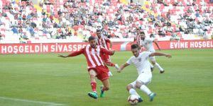 Sivas'ta yenildiler 3 – 0