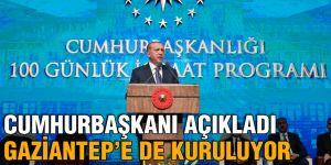 Cumhurbaşkanı açıkladı