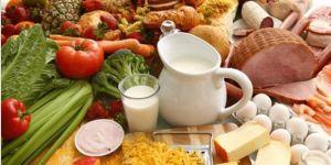 Dengeli ve sağlıklı beslenemiyoruz