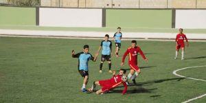 Gençlikspor'dan Suriye'ye spor tesisi