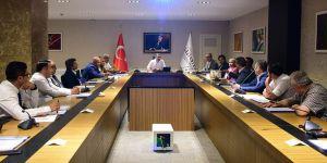 İl Spor güvenlik toplantısı yapıldı