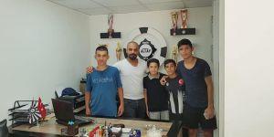 Altay'dan Gazişehir'e destek