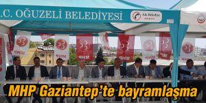 MHP Gaziantep'te bayramlaşma
