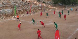 Futbol şöleni başladı