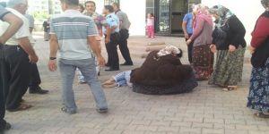 Karataş'ta ağlatan kaza