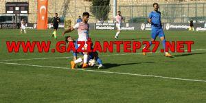 Gaziantepspor uzatmada yıkıldı 0 – 1