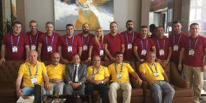 Voleybol Hakem ve Gözlemcileri Ankara'da