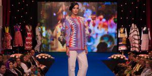 Bulgaristan'da Türk moda defilesi