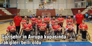 Gazişehir'in Avrupa kupasında rakipleri belli oldu