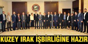 Kuzey Irak işbirliğine hazır