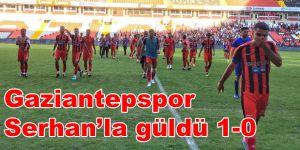 GAZİANTEPSPOR EVİNDE GALİP