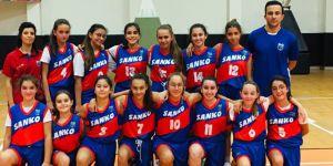 Yıldız kızların şampiyonu Sanko